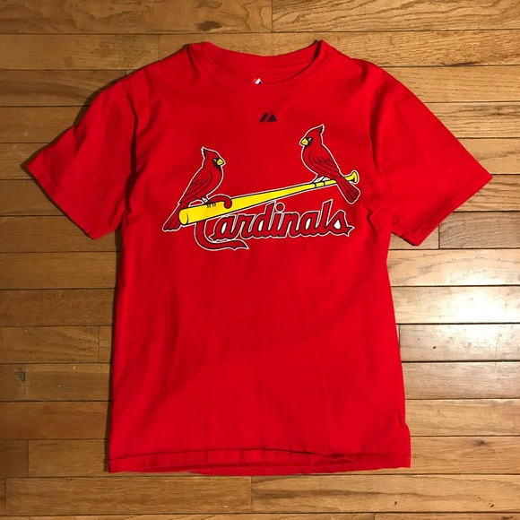 Majestic Other - St. Louis Cardinals MLB Matt Holliday T-shirt 1621560dd